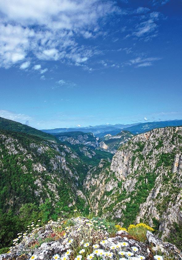 azdavay kanyon