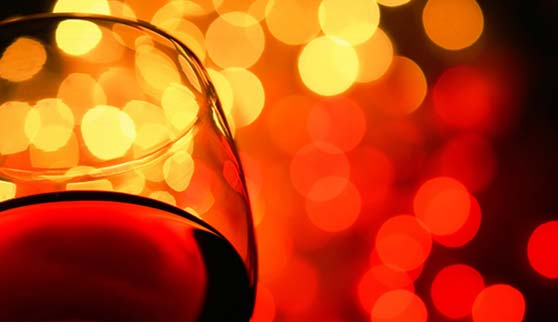 Free Pictures of Glass of Red Wine