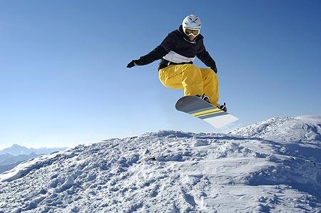 Snowboard üzerine