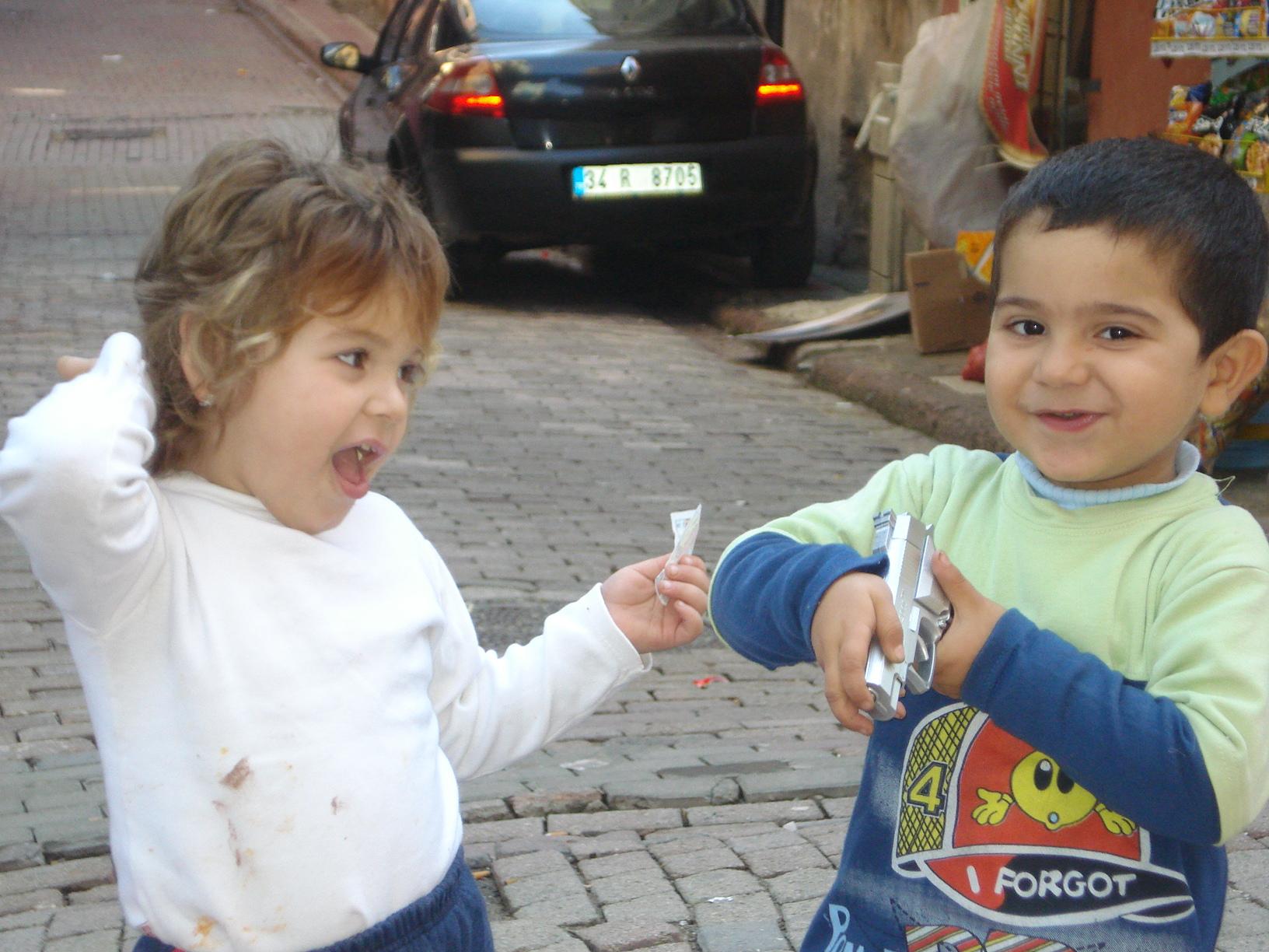 Ömer Faruk ve arkadaşı:)