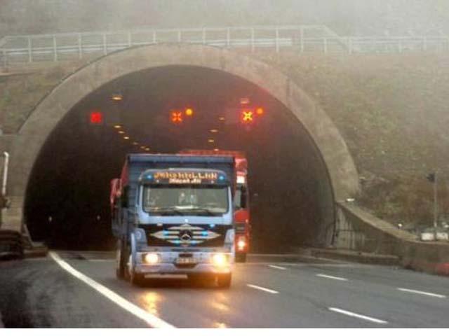 Tunel ve Kar, 2008