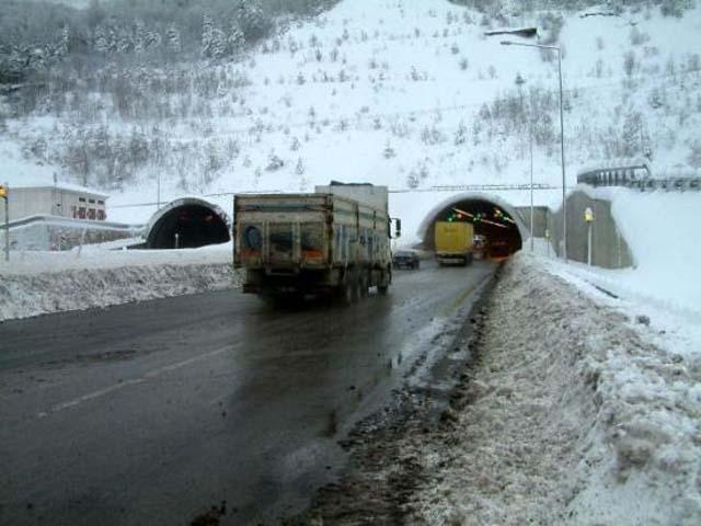 Bolu Dağı Tünelleri, 2008 Aralık