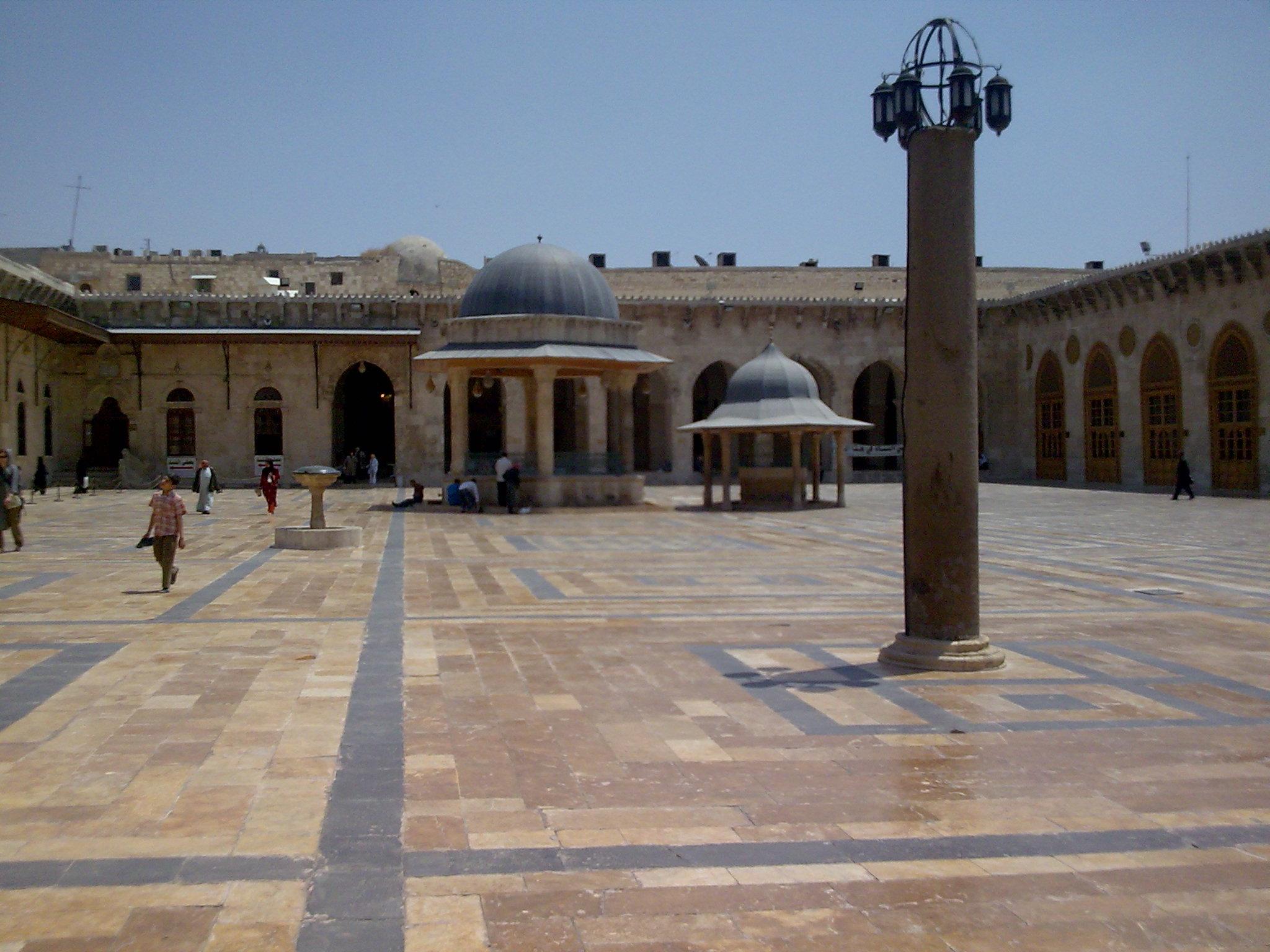 tarihi hz.zekariya a.s camii