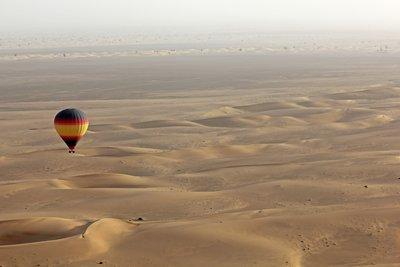 Balonla seyehat