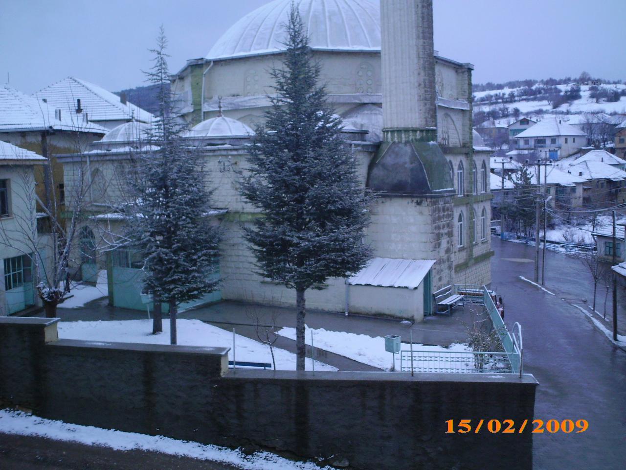 köymüzün camisi