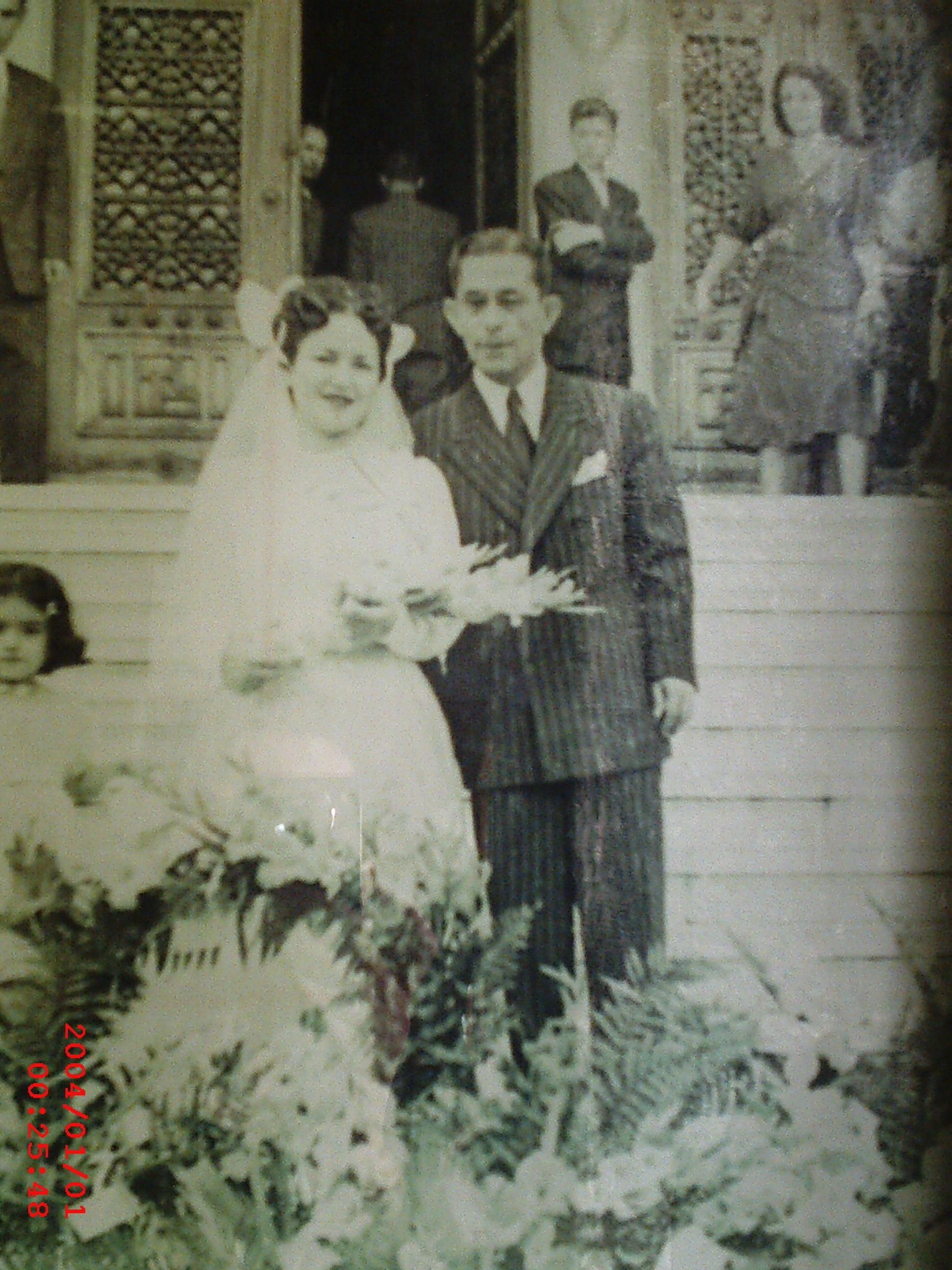 Düğün Töreninde Bir Kare