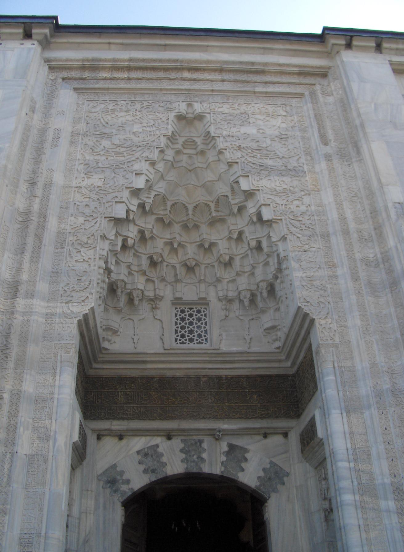 Yesil Cami - Detay