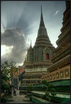 What Pho, Bangkok - Tayland