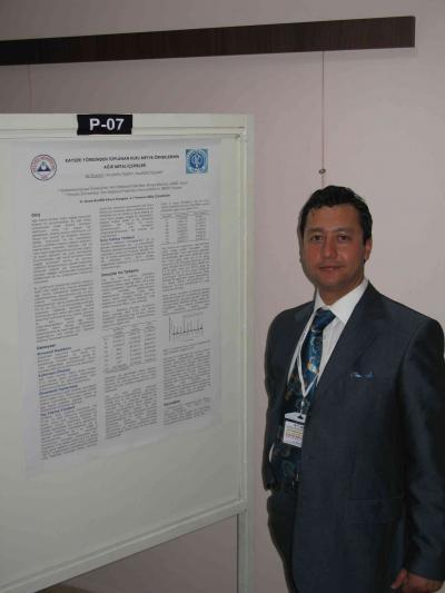 Ali Duran-Kimya Yüksek Mühendisi