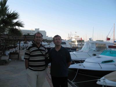 Mustafa Hocam ve İbrahim Hocam