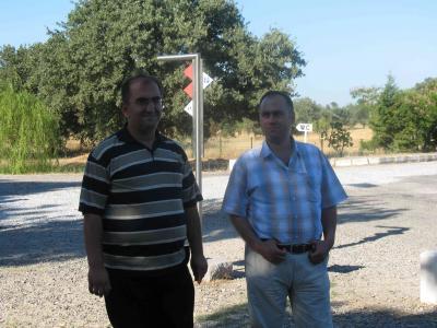 Mustafa Soylak Ve Mustafa Tüzen Hocam