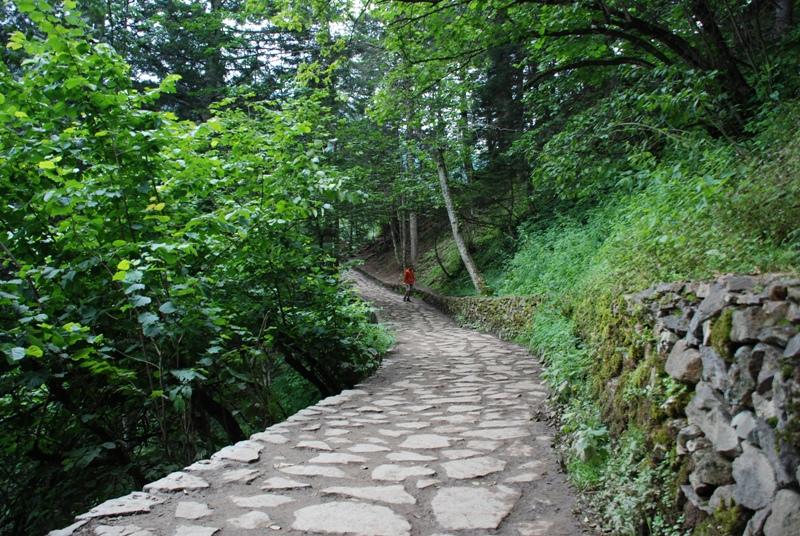 Sümela yolları 2